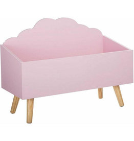 Atmosphera Atmosphera - Pink storage box - cloud shape