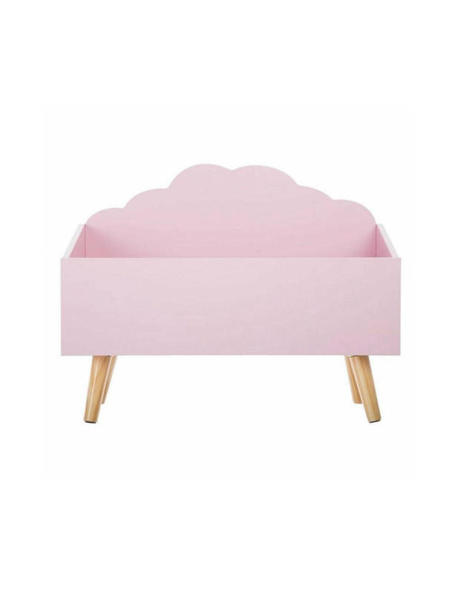 Atmosphera Atmosphera -  Roze Opbergbox - Wolkenvorm