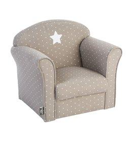 Atmosphera Atmosphera - children's chair - Star print