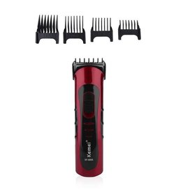 Kemei - Professional clipper and trimmer - Rechargeable and cordless
