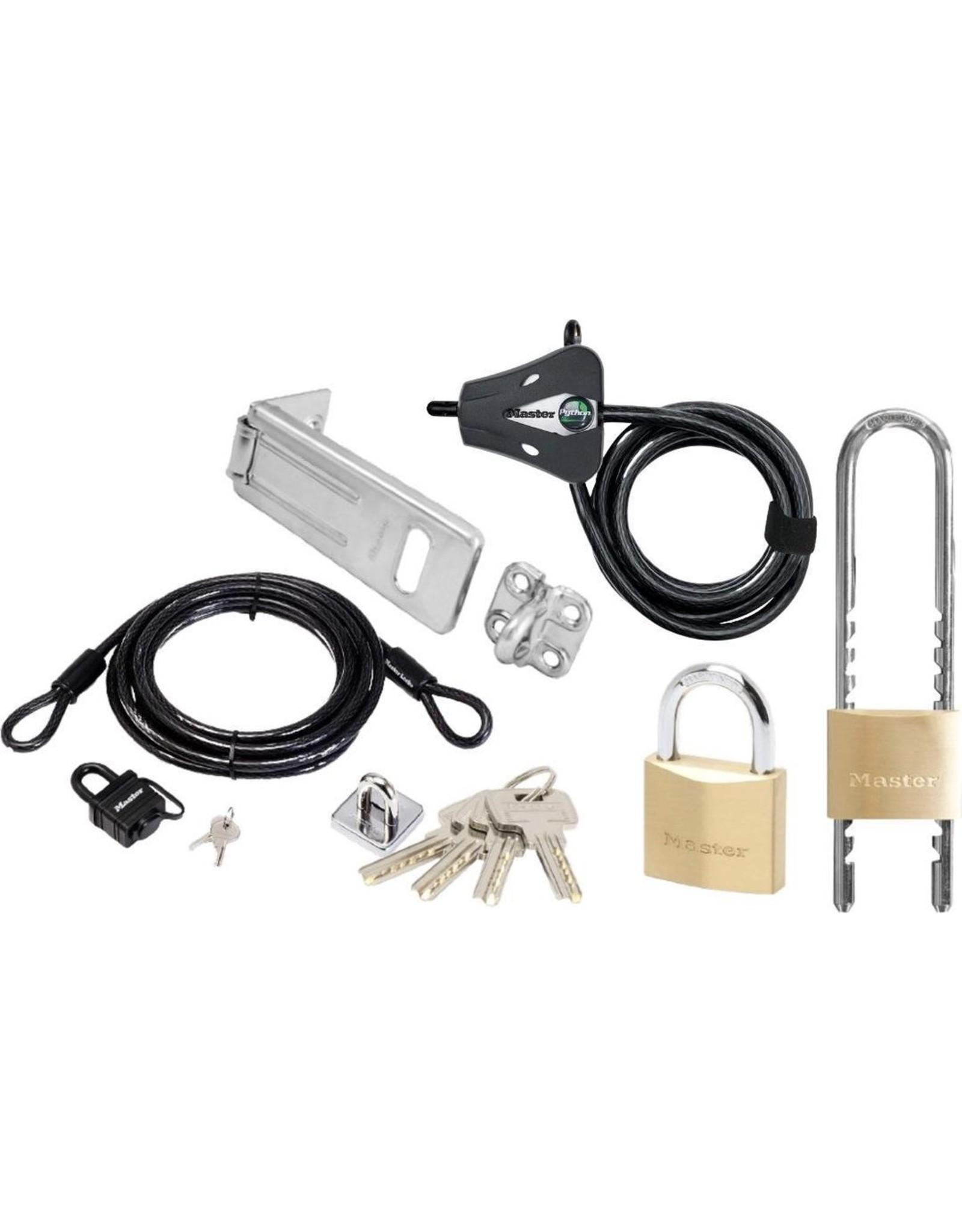 MasterLock MasterLock - Outdoor Package - Beveiligings Pakket