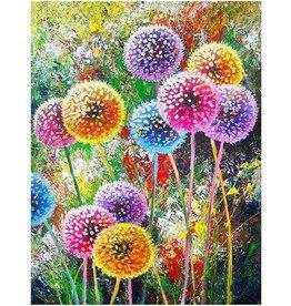 Diamond Painting - Dandelion - 40x50 cm
