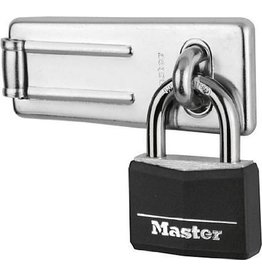 MasterLock MasterLock -  Overvalslot + Hangslot