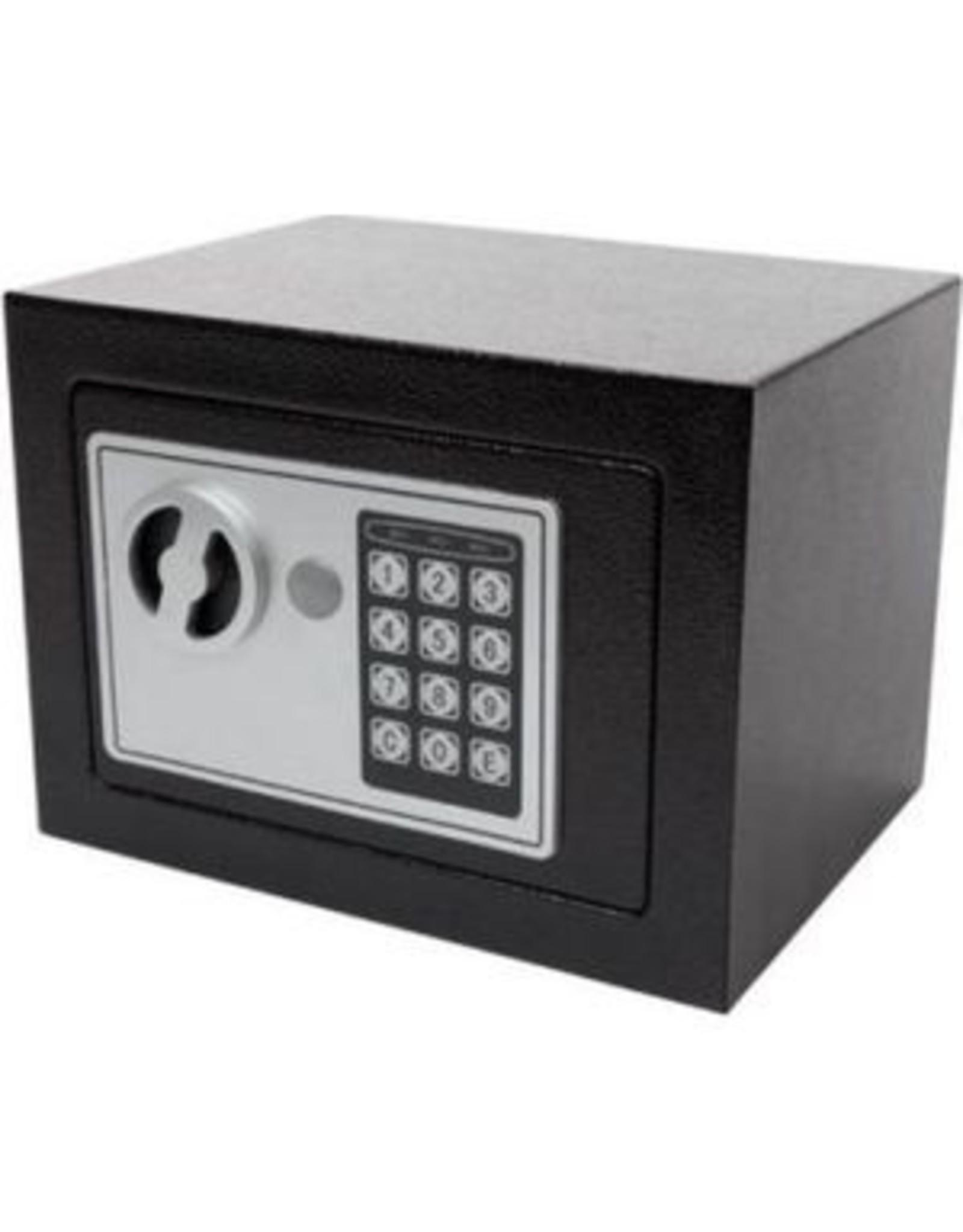 Vinz Benson - Elektronische Kluis - 17 x 23 x 17 cm (LxBxH)