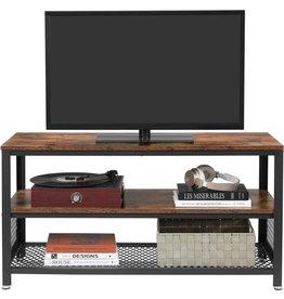 Vasagle Tv Furniture - Tv Furniture Wood - Tv Furniture Industrial - Tv Furniture Black