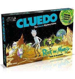 Cluedo Cluedo Rick And Morty
