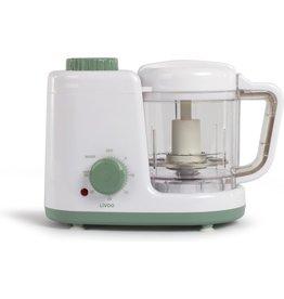 Livoo - Baby steamer and blender 4-in-1