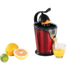 Livoo Electric Citrus Press SS - Red