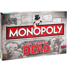 Monopoly Monopoly The Walking Dead - English Board Game