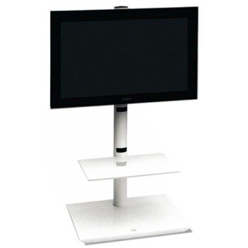 790f427b8 ... L&C Design Handy Blanco 120 cm Mueble - Soporte TV de suelo ...