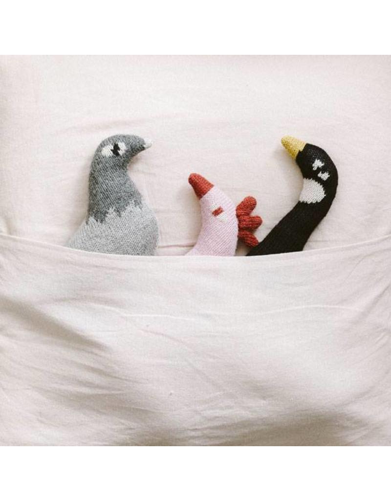 Main Sauvage Pigeon