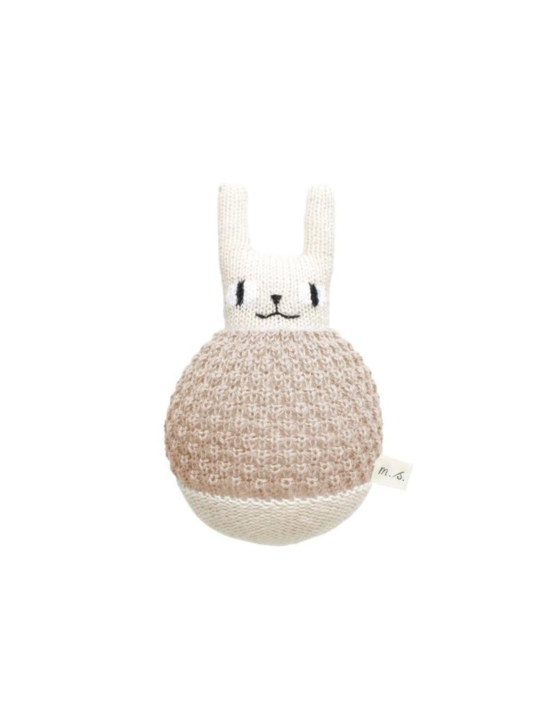 Main Sauvage Roly Poly Rabbit | Sand