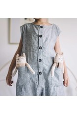 Main Sauvage Fawn | Overalls