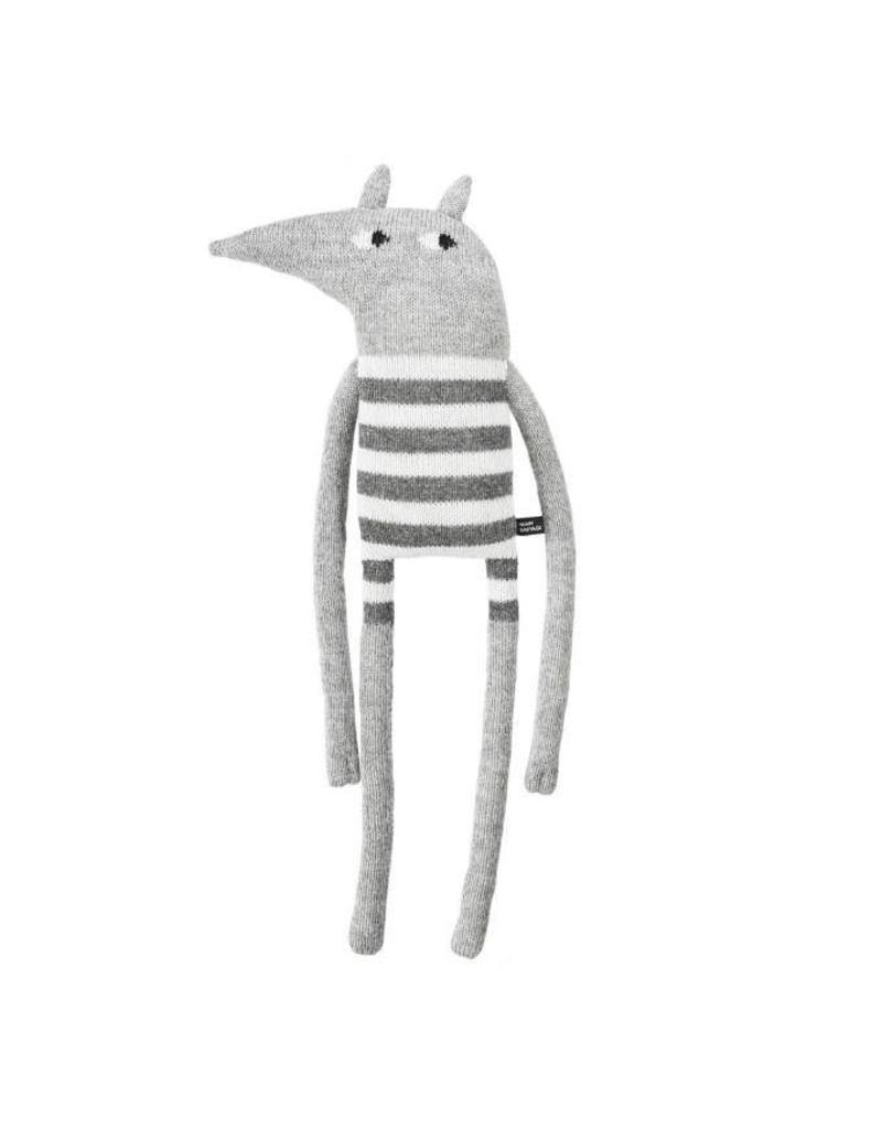 Main Sauvage Wolf | Striped