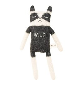 Main Sauvage Raccoon | Wild