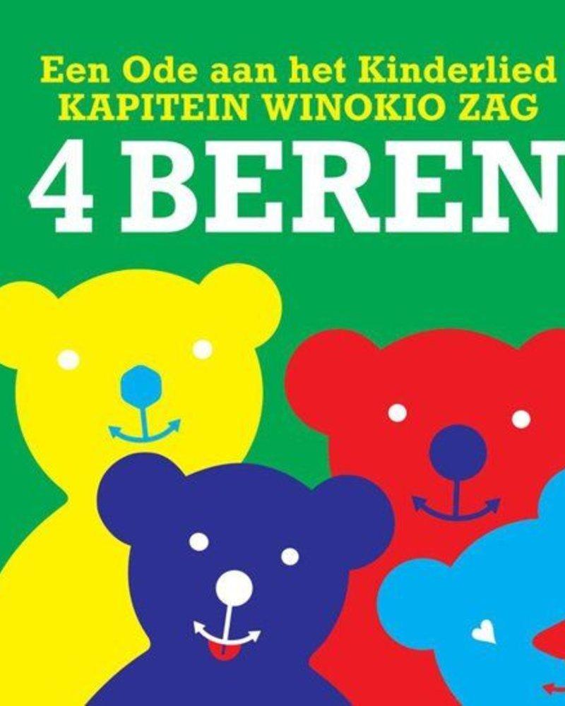 Kapitein Winokio Kapitein Winokio zag 4 beren