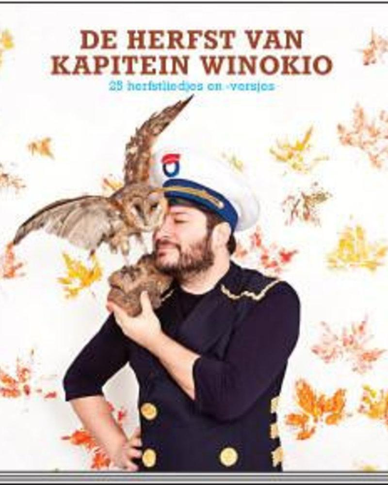 Kapitein Winokio De herfst van Kapitein Winokio