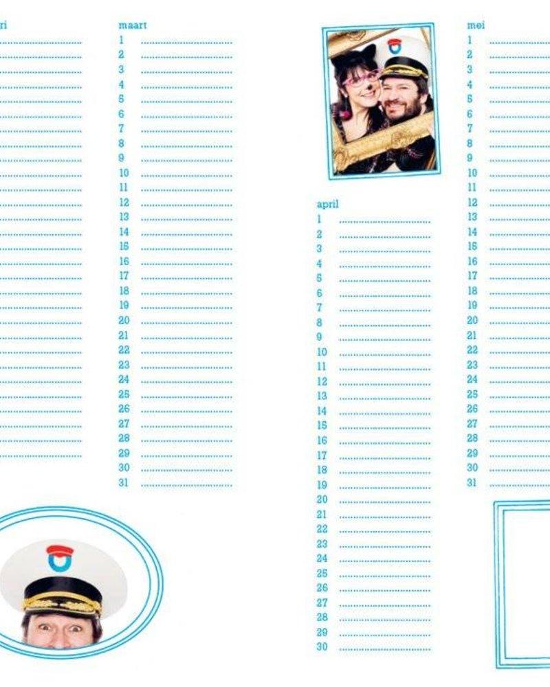 Kapitein Winokio Kapitein Winokio's vriendenboek