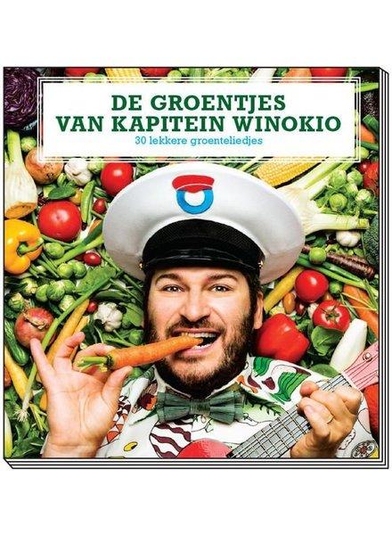Kapitein Winokio De groentjes van Kapitein Winokio