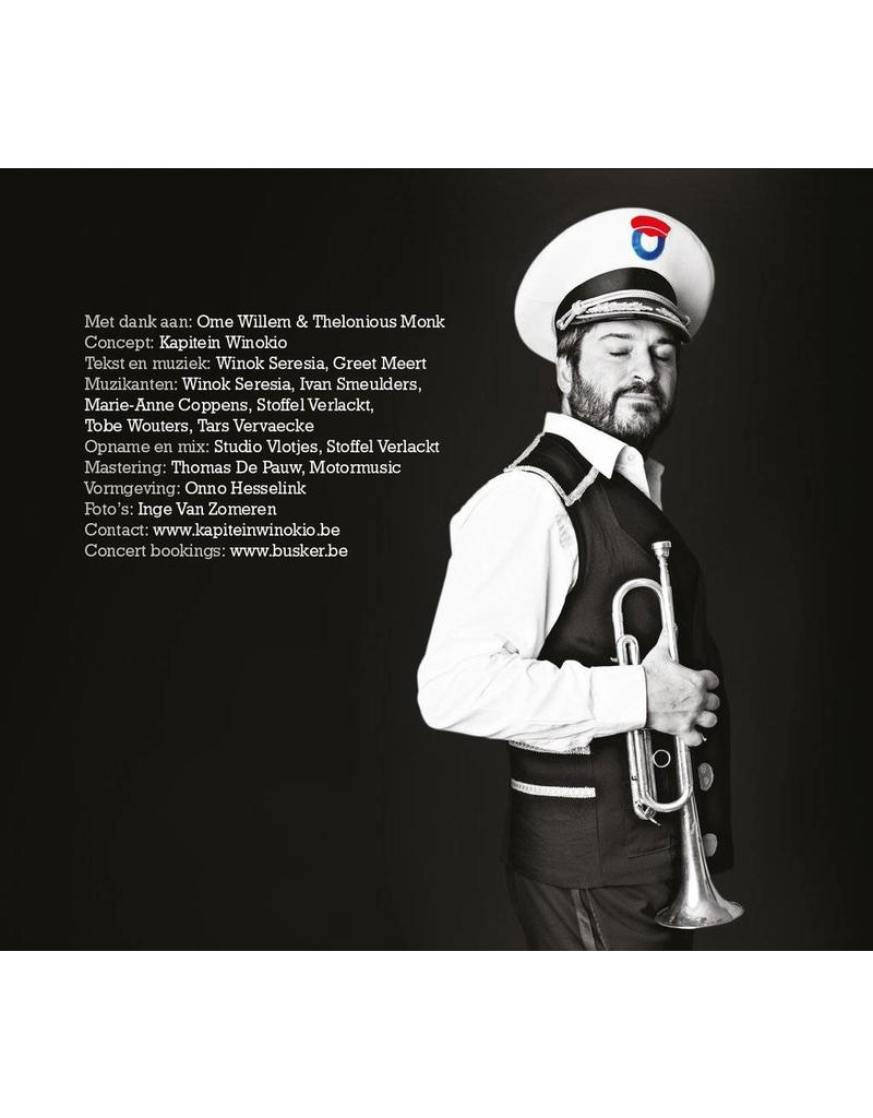 Kapitein Winokio Jazz voor kinderen (cd)