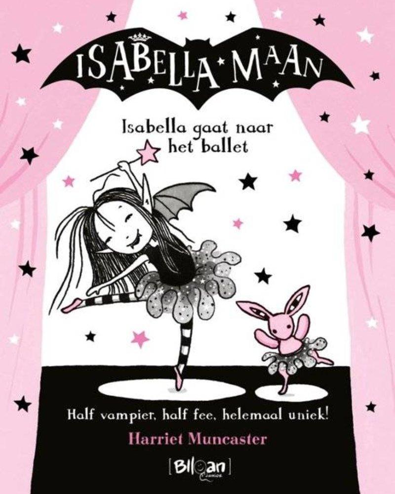 Blloan Isabella Maan   Isabella gaat naar het ballet