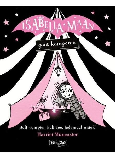 Blloan Isabella Maan | Isabella gaat kamperen
