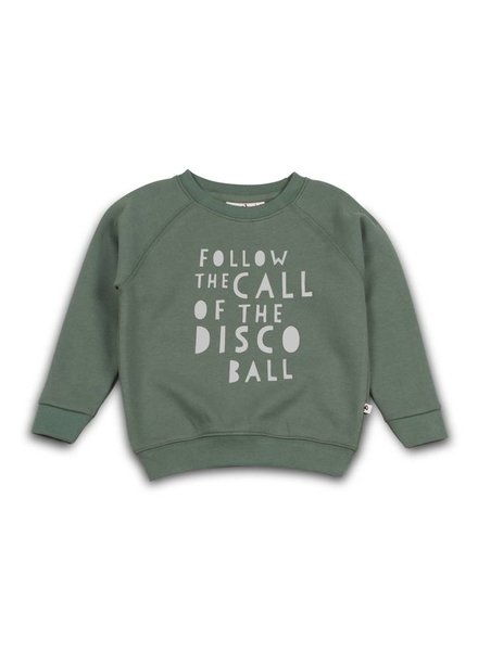Cos I said so Sweater | Laurel | Follow the call of the disco ball