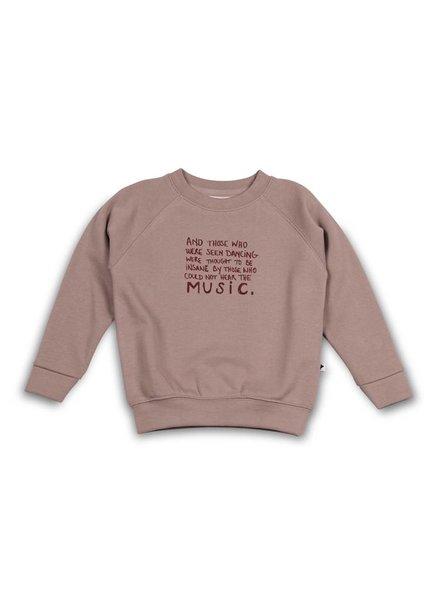 Cos I said so Sweater | Fawn | Nietzsche