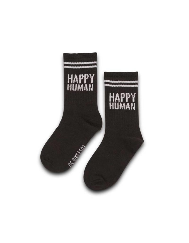 Cos I said so Sokken | Zwart | Happy Human