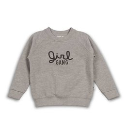 Cos I said so Sweater | Heather Grey | Girl Gang