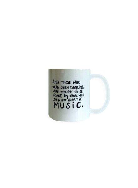 Cos I said so Mug | Nietzsche