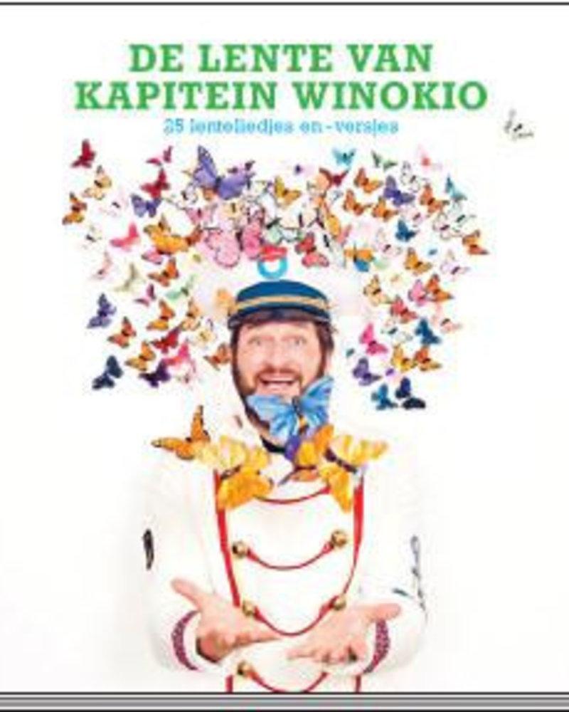 Kapitein Winokio De lente van Kapitein Winokio