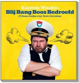 Kapitein Winokio Blij Bang Boos Bedroefd