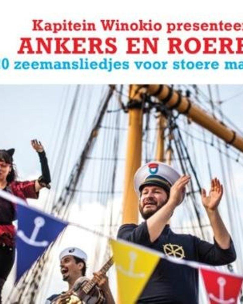 Kapitein Winokio Ankers en roeren