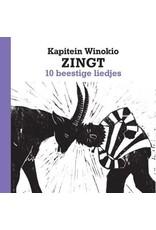 Kapitein Winokio Kapitein Winokio zingt 10 beestige liedjes