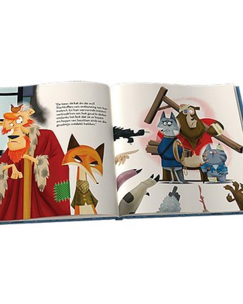 Het Geluidshuis Heerlijk Hoorspel 14 | Reinaert de vos