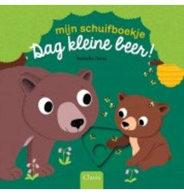 Clavis Mijn Schuifboekje | Dag kleine beer!