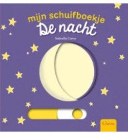 Clavis Mijn schuifboekje | De nacht