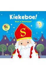 Ballon Kiekeboe | Waar is Sinterklaas