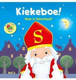 Ballon Kiekeboe | Waar is Sinterklaas
