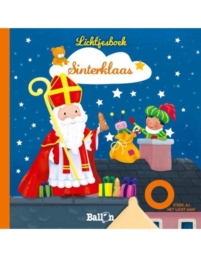 Ballon Lichtjesboek | Sinterklaas