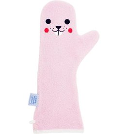Invented4kids Baby shower glove | Bever roze