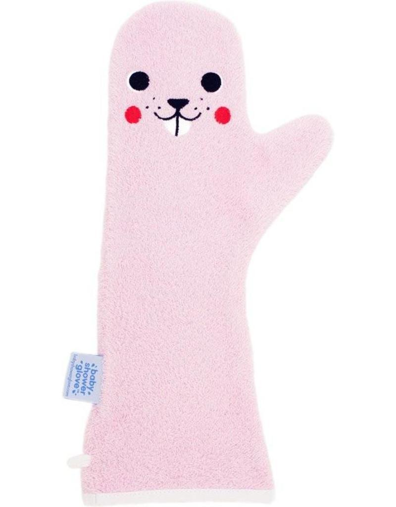 Invented4kids Baby shower glove | Bever roze