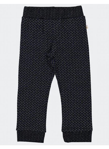 Blune Wonderful leggings | Chevrons Lurex