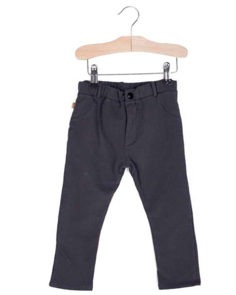 5-pocket-pants | Vintage Black