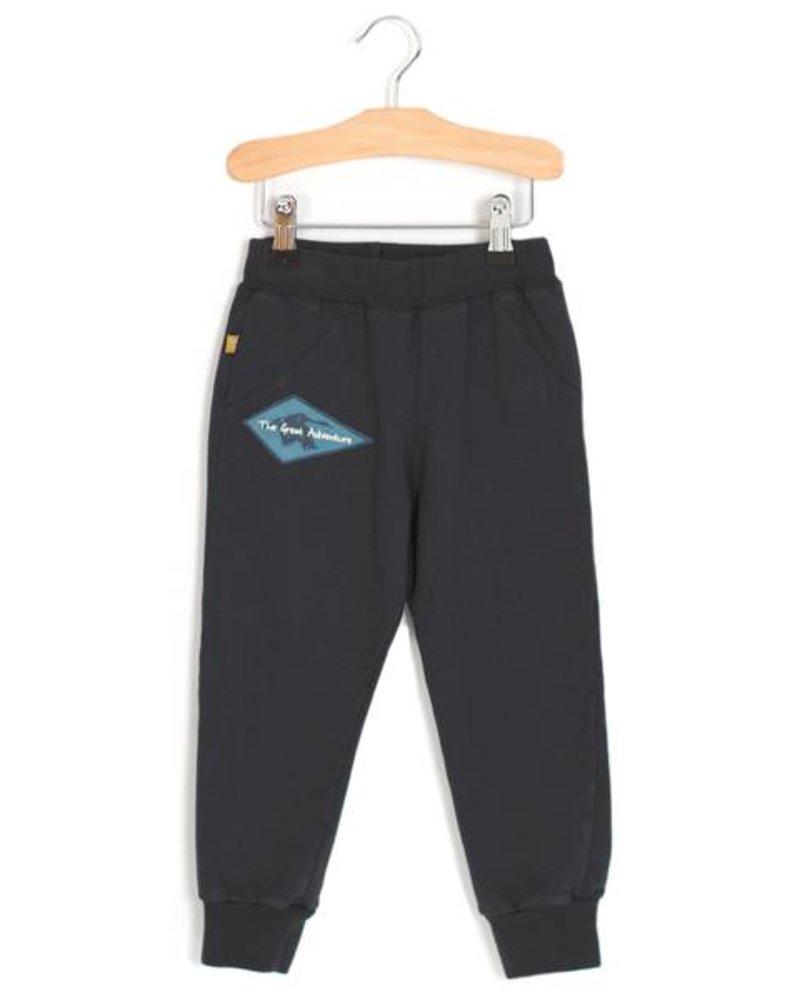 Baggy sweatpants | Vintage Black