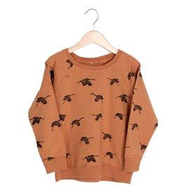 Lötiekids Sweater Birds | Flame