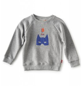 Tapete Sweater | Batman | Grey Melee