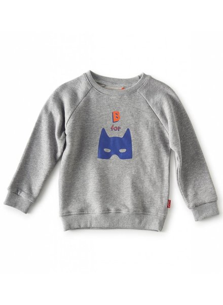Tapete Sweater | Batman | Grey Melee