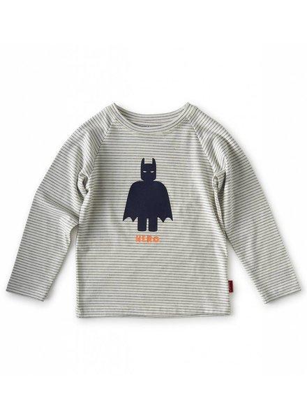 Tapete T-Shirt | Hero | Off-White gestreept